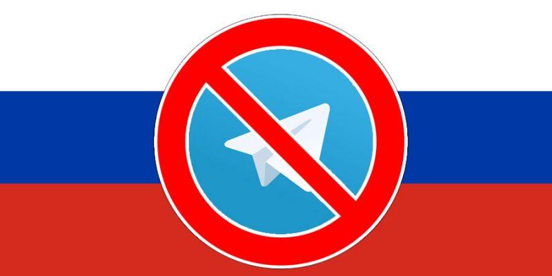 Telegram prohibido en Rusia