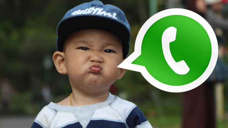 Whatsapp prohibido a menores de 16 años