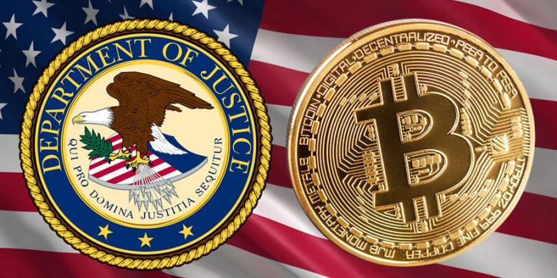 Bitcoin y el Departamento de Justicia