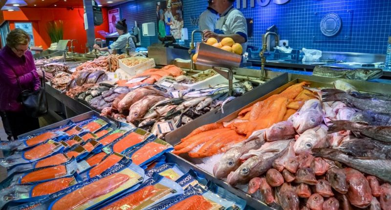 Comprar pescado