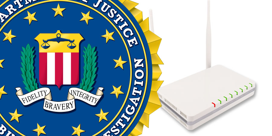 FBI router VPNfilter