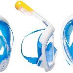 Máscara de snorkel Easybreath de Decathlon