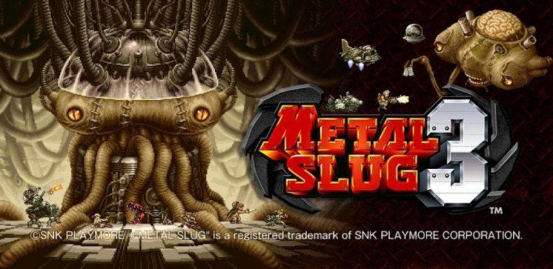 Metal Slug de SNK