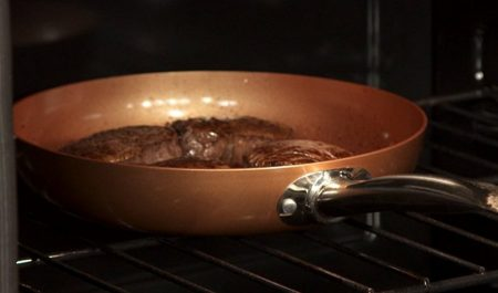 Sartén de cobre Copper Chef