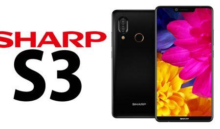 Sharp S3