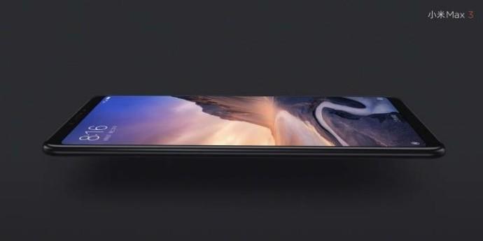 Xiaomi Mi Max 3 lateral