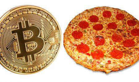 10000 Bitcoin por una pizza
