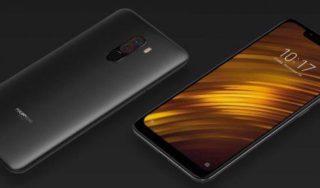 PocoPhone F1 de Xiaomi