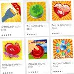Apps en la Play Store