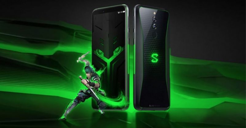 El smartphone para juegos de Xiaomi es el Black Shark Helo