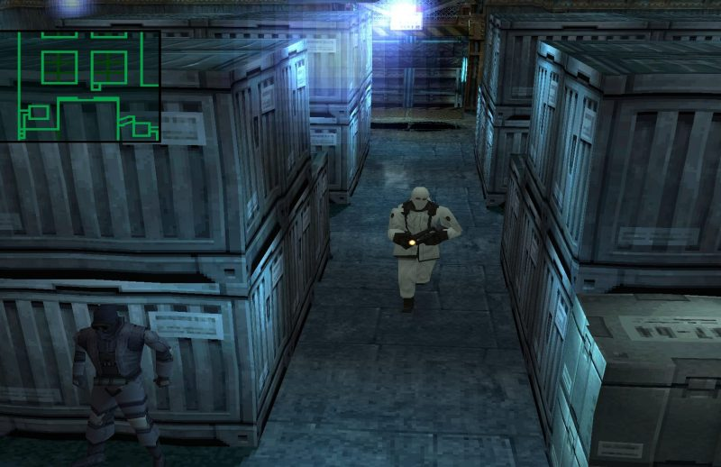 Metal Gear Solid para PlayStation Classic