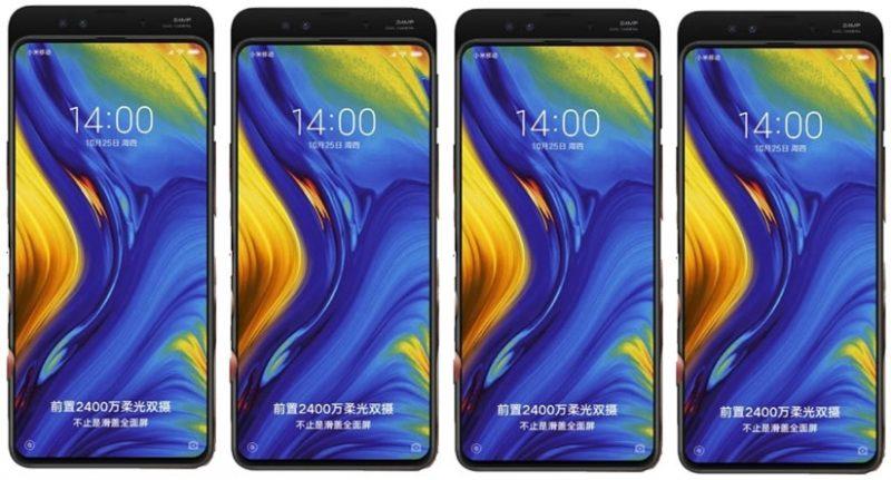 El Xiaomi Mi Mix 3 será el primer modelo con 5G