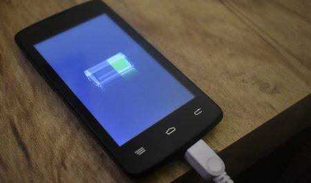 Batería de un smartphone