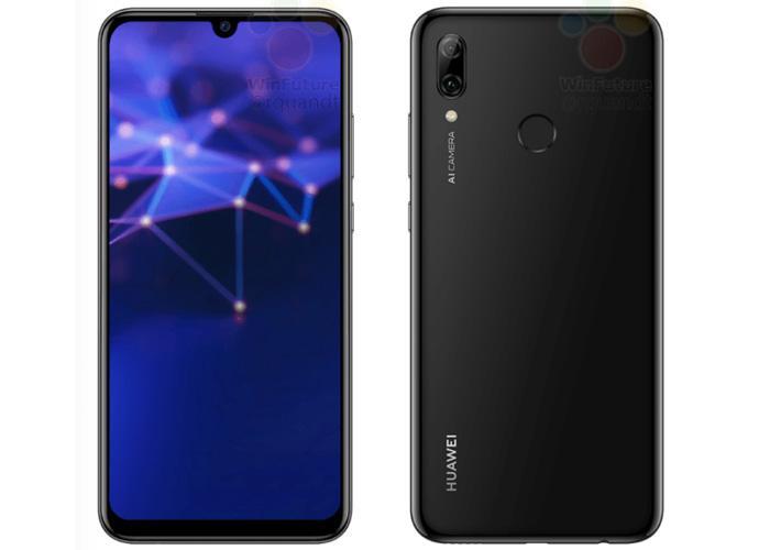 Huawei P Smart 2019 de color negro