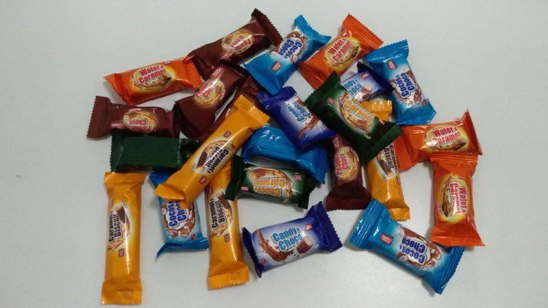 Chocolatinas que vienen en el pack de Lidl