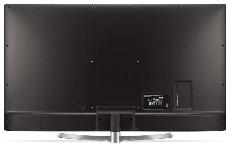 Trasera del Televisor LG 50UK6950PLB