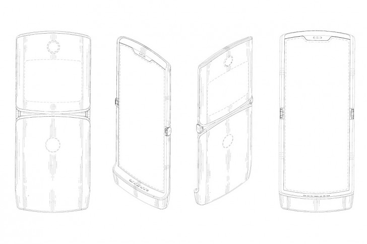 Motorola Razr 2019 plegable