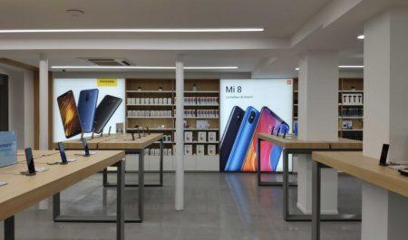 Tienda Xiaomi de París