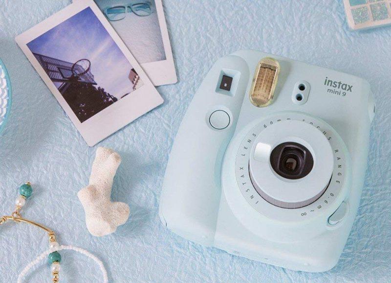 Cámara de fotos Instax Mini 9