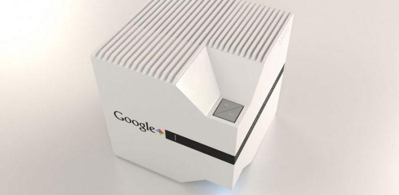 Consola de Google Yeti