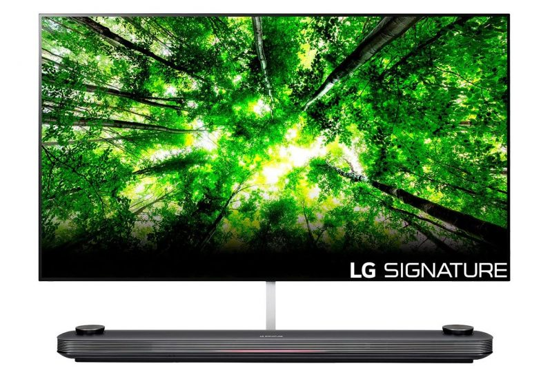 LG W8 OLED