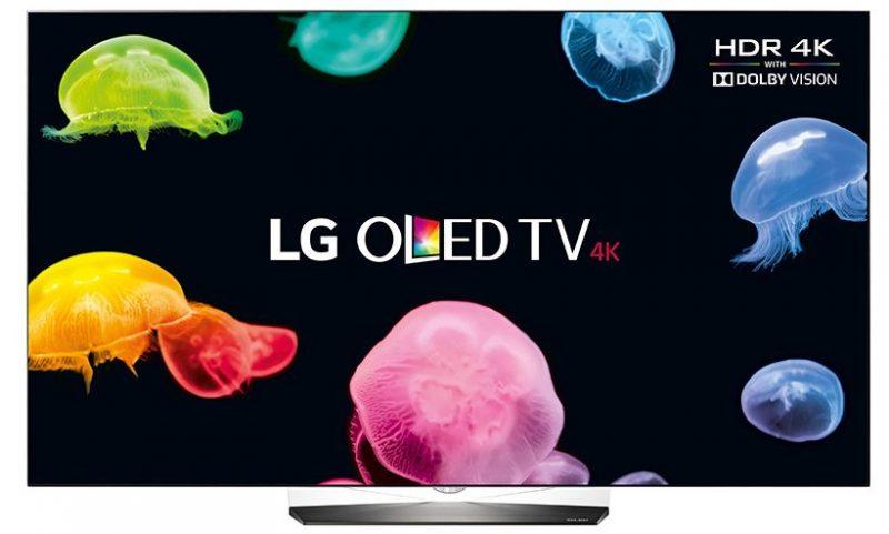 TV LG B6 Oled 4K