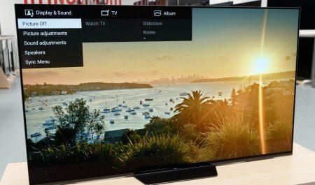 Televisor Sony A8F OLED 4K