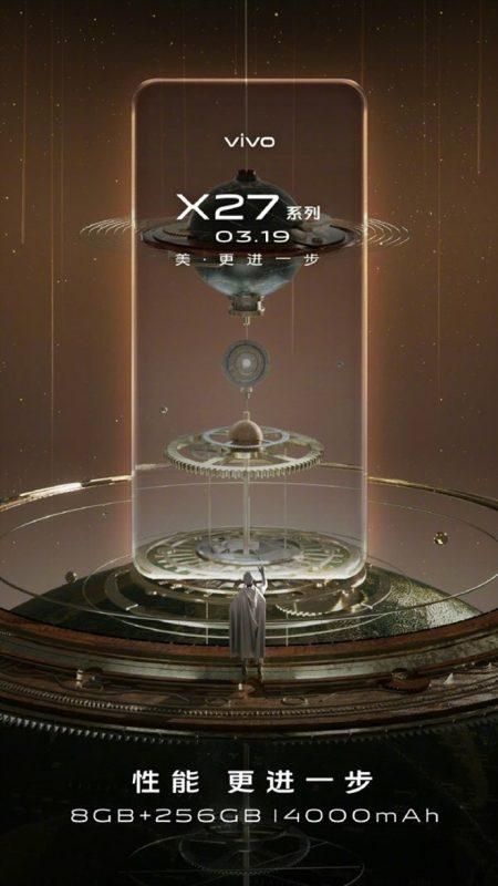 Anuncio del Vivo X27