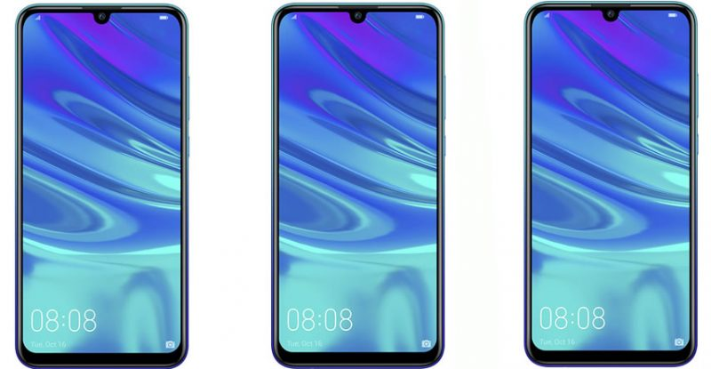 Parte delantera del Huawei P Smart Plus 2019