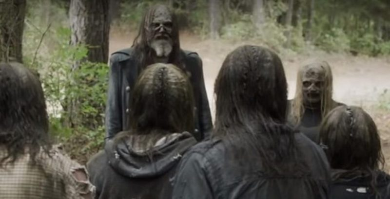 Los Susurradores de The Walking Dead