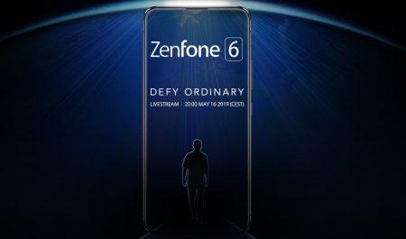 Anuncio del Asus Zenfone 6