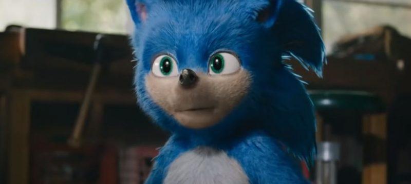 Cara de Sonic