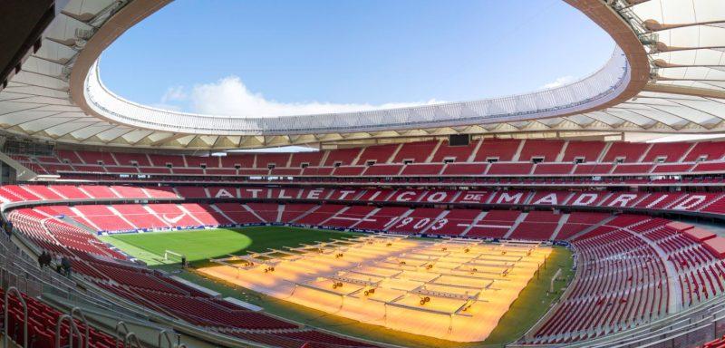 Estadio Metropolitano de Madrid