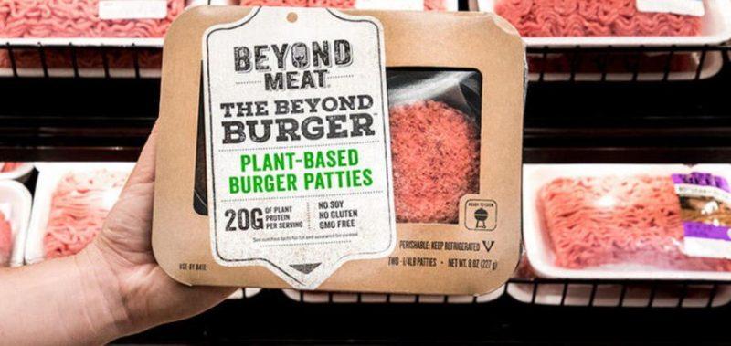 Beyond burger comprar