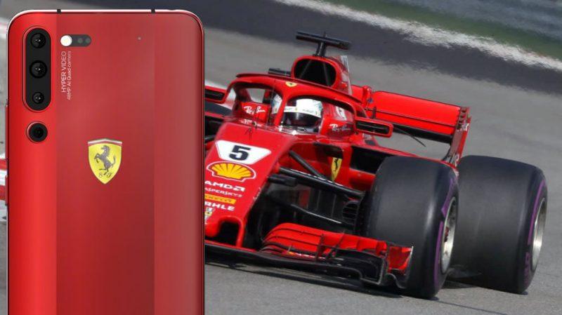 Lenovo K6 Pro Ferrari Edition