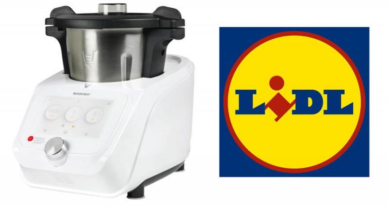Monsieur Cuisine Connect de Lidl
