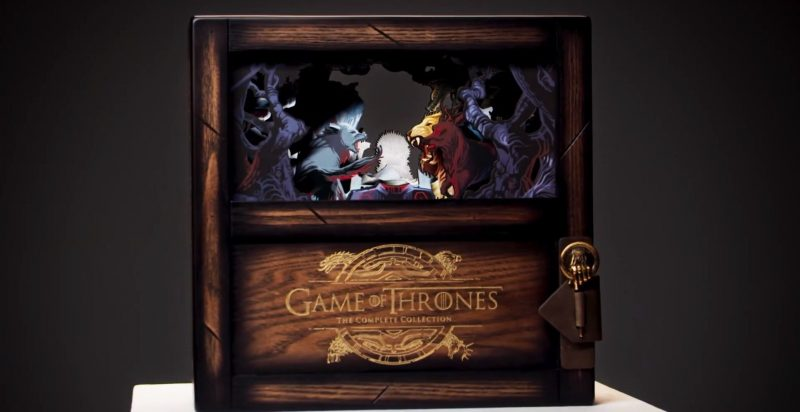 Juego de Tronos: La Colección Completa