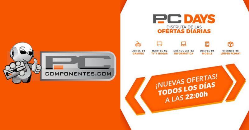 PC Days de Pc Componentes