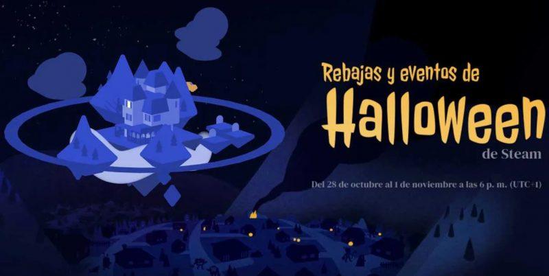 Rebajas de Halloween en Steam
