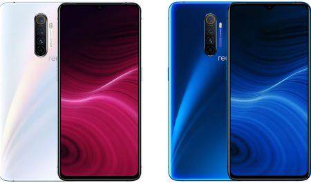 Realme X2 Pro en dos colores