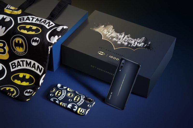 Vivo iQOO Pro 5G Batman Limited Edition