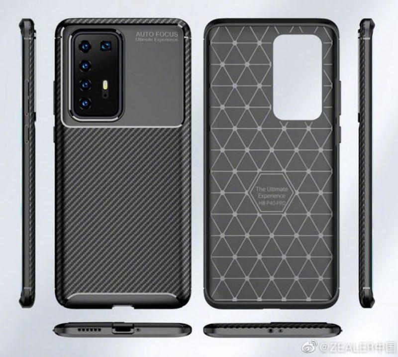 Funda Huawei P40 Pro