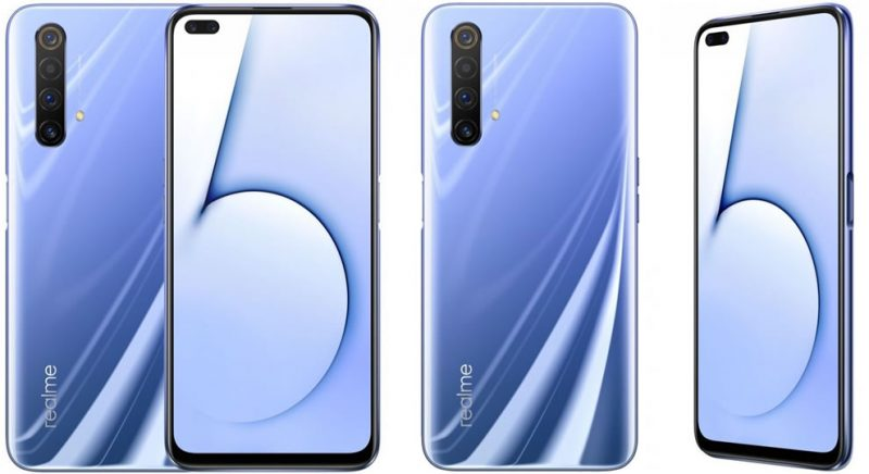 Realme X50 5G azul