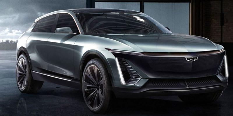Cadillac eléctrico