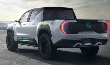 Pickup de Nikola Motors