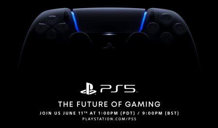 PS5 presentación