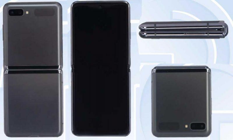 Samsung Galaxy Z Flip 5G en Tenaa