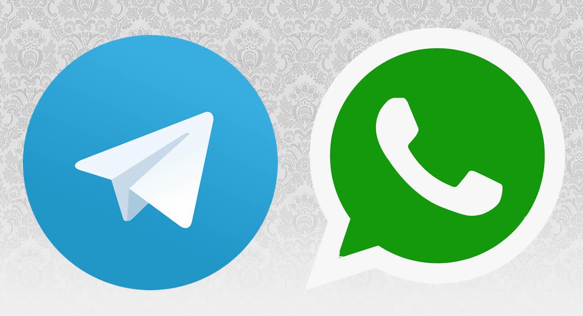 Telegram vs Whatsapp