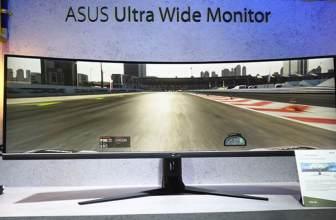 Asus presenta el ASUS VY49V Ultra-Widescreen, un monitor con un ratio 32:9