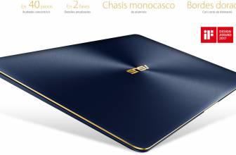 Asus Zenbook 3 Deluxe, review y opinión del nuevo portátil de Asus
